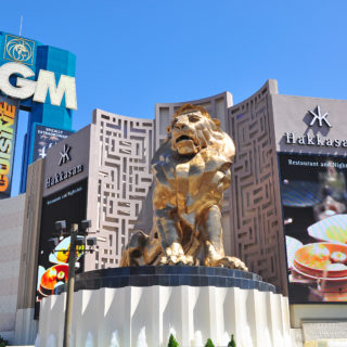 MGM shares plunge 10 percent on 4Q earnings